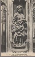 C. P. A. - ALBI - LA CATHÉDRALE SAINTE CÉCILE - SAINT BARTHÉLEMY - APÔTRE - 72 - N. D. - Albi