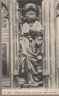 C. P. A. - ALBI - LA CATHÉDRALE SAINTE CÉCILE - SAINT JACOBUS - APÔTRE - 76 - N. D. - Albi