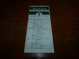 Catalogue Disques Decca Supplément N°2 1954 - Musique & Instruments