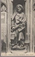 C. P. A. - ALBI - LA CATHÉDRALE SAINTE CÉCILE - SAINT MATHIEU - APÔTRE - 77 - N. D. - Albi