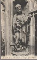 C. P. A. - ALBI - LA CATHÉDRALE SAINTE CÉCILE - SAINT PHILIPPE - APÔTRE - 78 - N. D. - Albi