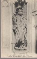 C. P. A. - ALBI - LA CATHÉDRALE SAINTE CÉCILE - POURTOUR DU CHŒUR - DANIEL - PROPHÈTE - 82 - N. D. - Albi