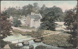 Miller's Dale, Near Buxton, Derbyshire, 1904 - National Series Postcard - Derbyshire