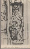 C. P. A. - ALBI - LA CATHÉDRALE SAINTE CÉCILE - JACOB - PROPHÈTE - 87 - N. D. - Albi
