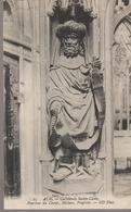 C. P. A. - ALBI - LA CATHÉDRALE SAINTE CÉCILE - POURTOUR DU CHŒUR - MICHEAS - PROPHÈTE - 83 - N. D. - Albi