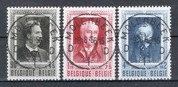 BELGIE: COB 894/896  MOOI GESTEMPELD. - Used Stamps