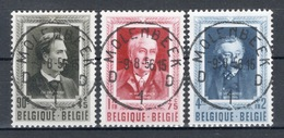 BELGIE: COB 894/896  MOOI GESTEMPELD. - Belgien