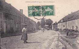 LIFFOL Le GRANS - Route De Chaumont Avec Animation - Liffol Le Grand