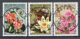 BELGIE: COB 1523/1525  MOOI GESTEMPELD. - Belgien