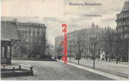 Hamburg - Hohenfelde - Lubeckerstrasse - 1907 - Allemagne