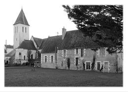 VALLIERES-LES-GRANDES - Eglise Saint-Sulpice Le Pieux - France
