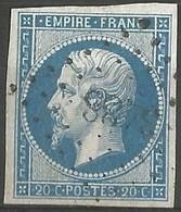 FRANCE - Oblitération Petits Chiffres LP 3488 VARADES (Loire-Atlantique) - Marcophilie (Timbres Détachés)
