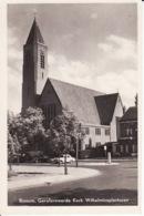 259723Bussum, Gereformeerde Kerk Wilhelminaplantsoen - Bussum