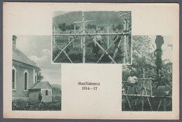 CPA Slovaquie / Slovakia - MEZOLABORCZ, 1914 To 1917. - Slovacchia