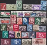 EG106 – EGYPTE – EGYPT – 1959 – FULL YEAR SET – Y&T # 442/470 USED - Gebruikt