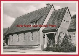 Foto-AK Rotenburg 'Neuapolstolische Kirche' ~ Um 1960 - Rotenburg (Wuemme)