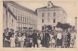 Croazia - Croatia - Hrvatska - Istria - Rovigno  - R. Manifattura Tabacchi  - Splendida Animazione - Croatia