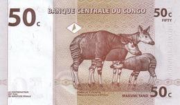 CONGO D.R. P.  84a 50 C 1997 UNC - Congo
