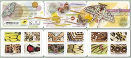 France 2020 Effets Papillons Carnet De Timbres 12v MNH Neuf** - Commémoratifs