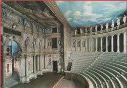 Vicenza. Interno Olipionico. Palladio 1580 - Vicenza