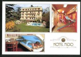 Cartolina Meran, Hotel Nido - Italia