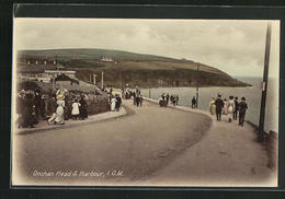 Pc Onchan Head & Harbour / I. O. M., Ortspartie - Isle Of Man
