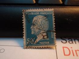 Timbre Pasteur  50 C. - 1922-26 Pasteur