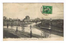 LILLE  LE CROISE LAROCHE - Lille