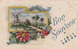 Bon Souvenir De Laval - Laval