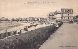 QUIBERON  - Boulevard De La Plage ( Edts Lannelongue ) - Quiberon