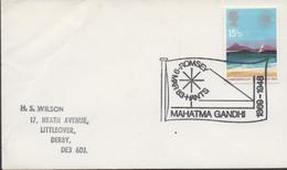 3459   Carta Romsey 1983, Mahatma Gandhi (169-1948) - Mahatma Gandhi