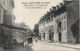 AX LES THERMES Maison Benjamin Rivière - Ax Les Thermes