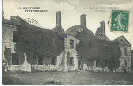 Ruines De L'Abbaye De Bon-repos Près Gouarec - Gouarec