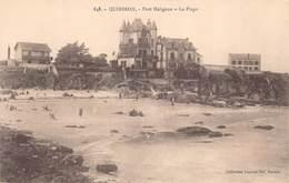 QUIBERON  - Port Haliguen -  LA PLAGE ( Laurent Nel  648 ) - Quiberon