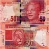 SOUTH AFRICA       50 Rand       P-140b       ND (2015)       UNC  [ Sign. Kganyago ] - Südafrika