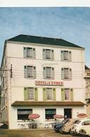 """LES SABLES D'OLONNE. - Hôtel-Restaurant """" L'ETOILE"""" 67 Cours Blossac. CV, Dauphine...  CPM RARE - Sables D'Olonne"""