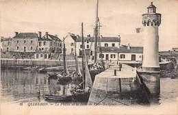 QUIBERON  -  Le Phare  Et La Jetée ( LL 10 ) - Quiberon