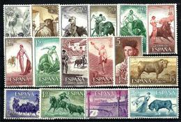 España Nº 1254/69 En Nuevo - 1931-Hoy: 2ª República - ... Juan Carlos I