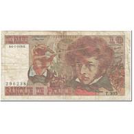 France, 10 Francs, Berlioz, 1978, 1978-07-06, TB, Fayette:63.24, KM:150c - 1962-1997 ''Francs''