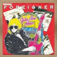 "7"" Single, Foreigner - Juke Box Hero - Rock"