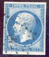 TIMBRE FRANCE N° 14A Ou B...pour Oblitérations, Teintes Ou Variétés. - 1853-1860 Napoléon III