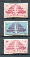 LEV 80 - YT PA 5 à 7 ** - Unused Stamps