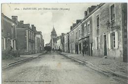 BAZOUGES, Près De Château-Gontier - Otros Municipios