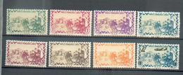 LEV 83 - YT 44 à 50  - PA 10  ** - Levant (1885-1946)