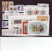 DDR, Kpl. Jahrgang 1987, Gest. (K 5730) - Gebraucht