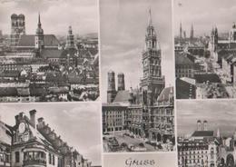 Gruss Aus München - 1962 - Muenchen