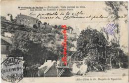 Montemor-o-Velho - Vista Parcial Da Villa Das Ruinas Do Castello - 1906 - Coimbra