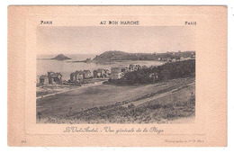 Le Val André  (22 - Côtes D'Armor ) Vue Générale De La Plage - Pléneuf-Val-André