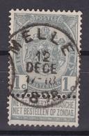 N° 53 Défauts MELLE - 1893-1907 Coat Of Arms