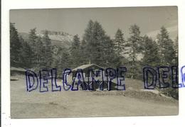 Suisse. Chalet. Naturfreunde-Hütte Cristolais. Samedan. Engadin. Cachet Au Verso. Verlag & Photo G. Sommer - GR Grisons